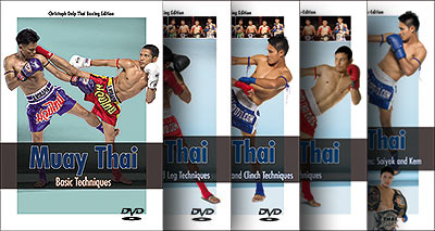 Muay Thai the complete series