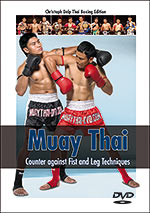 Muay Thai Counter against Fist and Leg Techniques